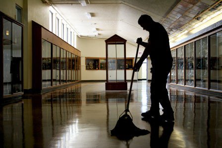 Tile Floor Maintenance Cbm