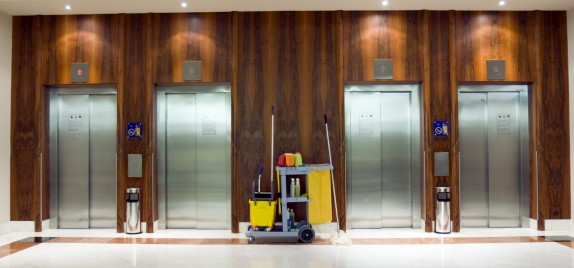 Building janitorial Service